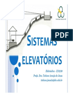 Aula 5 - Sistemas Elevatórios