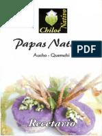 Papas Nativas Aucho Quemchi Recetario