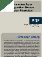 Perencanaan Pajak Menggunakan Metode Penilaian Persediaan.pptx