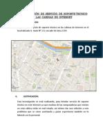 Implementacion de Servicio de Soporte Tecnico en Las Cabinas de Internet