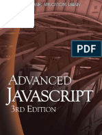 ADVANCED JAVA SCRIPT