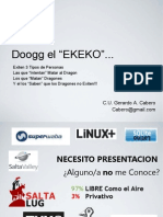 Doog El EKEKO-Gerardo Cabero