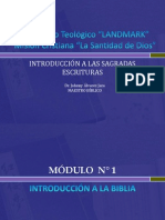 Introduccion Al Antiguo Testamento