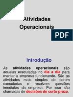 ATIVIDADES OPERACIONAIS E FLUXO DE CAIXA.ppt