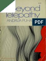 Beyond Telepathy