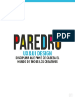 WP UX&UI Design Paredro