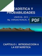 Estadística y Probabilidades i y II