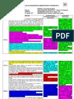 Diario de Campo de Ciencias