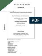 Jurisprudencia Modalidades Del Contrato de Trabajo