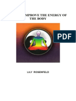 How to Improve the Energy of the Body
