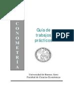Guia de Ejercicios Econometria