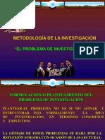 1 EL PROBLEMA DE INVESTIGACI+ôN - HIP+ôTESIS