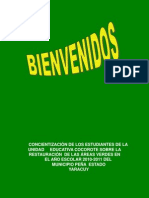 Presentación Areas Verdes