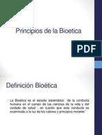 3 Bioetica y Pricicipios de La Bioetica Alum