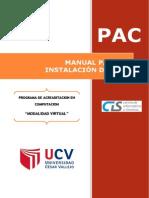 Manual Instalación JAVA