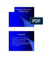 Probability and Decision Trees