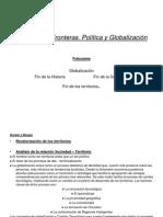 Territorios y Fronteras