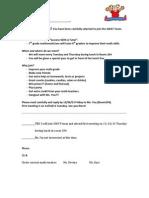 peer tutoring flyer