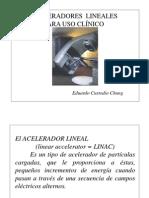 Acelerador Lineal 2011