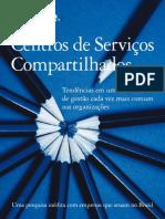 Centros de Servios Compartilhados (2007) - Delloite
