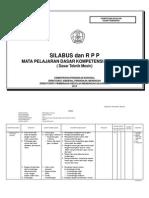 Silabus & RPP Teknik Pemesinan
