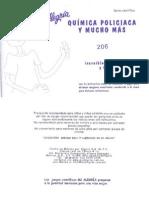 206 Quimicapoliciaca (Juegos Mi Alegria)