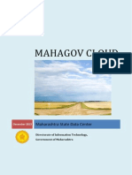 MahaGov Cloud Paper to GoI 06122013