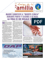 EL AMIGO DE LA FAMILIA domingo 20 julio 2014