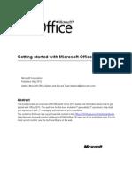 Tutorial Microsoft Office 2010