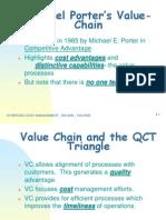 Value_Chain Michael Porter