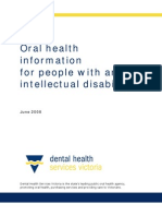 Information for People With an Intellectual Disability