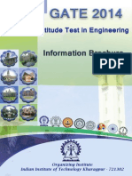 Gate Brochure