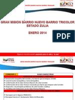 14 Barrio Tricolor