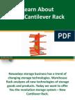 New Cantilever Rack - Warehouse Rack