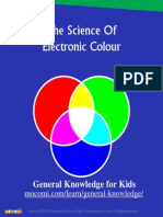 The Science Of Electronic Colour – Mocomi.com