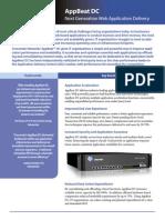AppBeat DC Data Sheet 081117