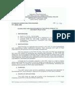 SOP 2014-001 Guidelines in the Development of PNP Best Practices