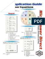 Power Equations