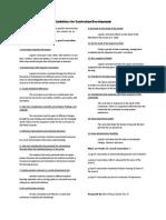 Guidelines for Curriculum Development.ha