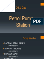 Technology-Oil & Gas (Station Gas)