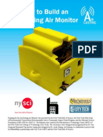 How to Build an Air Casting Air Monitor