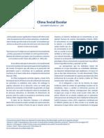 Clima Social Escolar- Valoras-Chile
