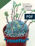"""Succulenti """"rosette"""""""