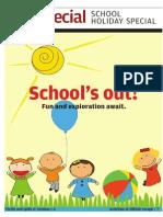School Holiday - 18 May 2014