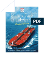 Marine Fuels and Lubricants