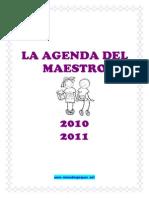 La Agenda Del Maestro 02