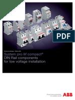 ABB Sistem Pro M Compact