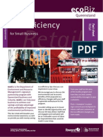 Eco EfficiencyFactSheet Retail