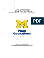 PlantOps Electrical Safety Program
