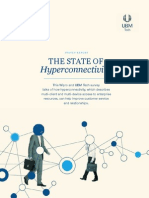 The State of Hyperconnectivity